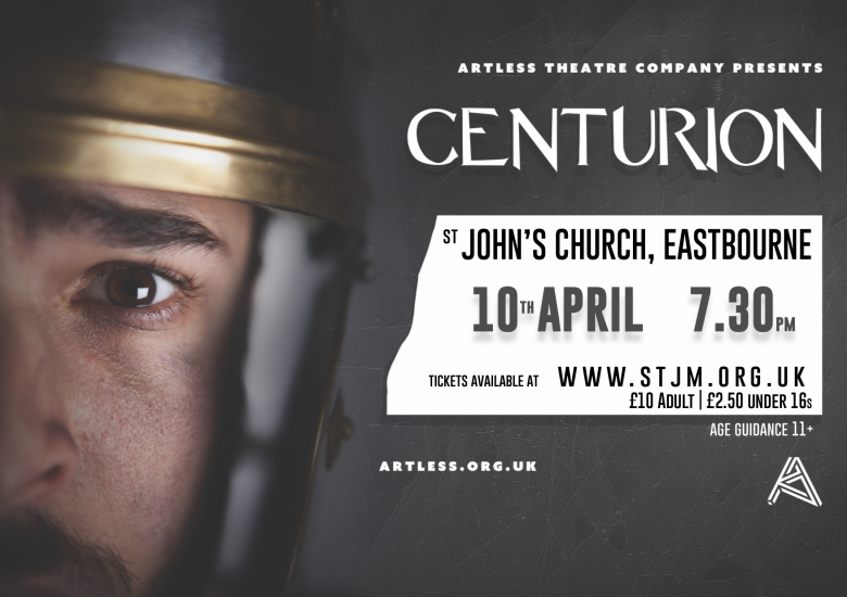 Return of Artless Theatre Company with 'Centurion'